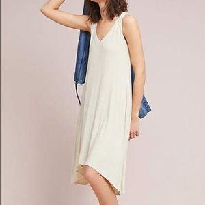 Anthropologie lined dress with pockets!